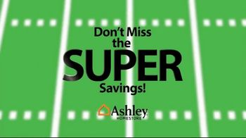 Ashley HomeStore The Super Sale! TV Spot, 'Going on Now' - Thumbnail 5