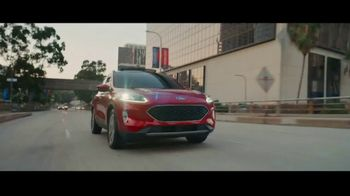 2020 Ford Escape TV Spot, 'Smart' [T1] - 719 commercial airings