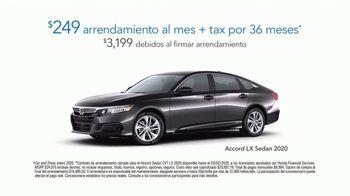 Honda TV Spot, 'No sería sorpresa' [Spanish] [T2] - Thumbnail 7