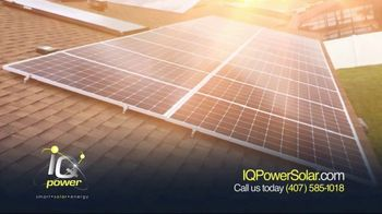 iQ Power Solar TV Spot, 'Power of the Sun'