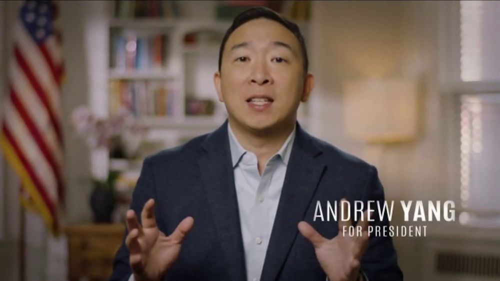 Friends of Andrew Yang TV Commercial, 'Case'