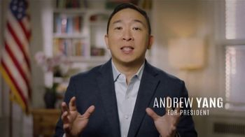 Friends of Andrew Yang TV Spot, 'Case'