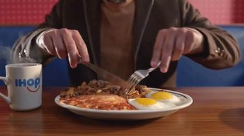 IHOP All You Can Eat Pancakes TV Spot, 'Combinaciones' [Spanish] - Thumbnail 1