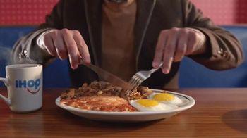 IHOP All You Can Eat Pancakes TV Spot, 'Combinaciones' [Spanish] - Thumbnail 1