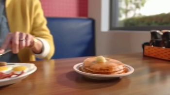 IHOP All You Can Eat Pancakes TV Spot, 'Combinaciones' [Spanish]