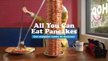 IHOP All You Can Eat Pancakes TV Spot, 'Combinaciones' [Spanish] - Thumbnail 3