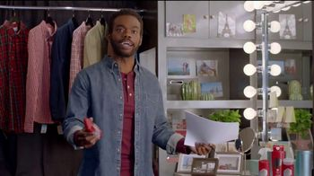 Old Spice Ultra Smooth TV Spot, 'NBC: Old Spice x William Jackson Harper' Featuring William Jackson Harper, Isaiah Mustafa - Thumbnail 4