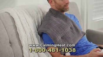 Calming Comfort Calming Heat TV Spot, 'Warming Relief' - Thumbnail 7