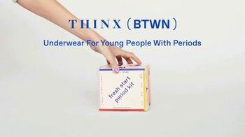 THINX (BTWN) TV Spot, 'What Are THINX (BTWN)?' - Thumbnail 10