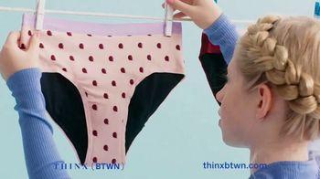 THINX (BTWN) TV Spot, 'What Are THINX (BTWN)?' - Thumbnail 2