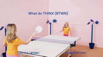 THINX (BTWN) TV Spot, 'What Are THINX (BTWN)?' - Thumbnail 4