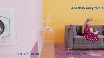 THINX (BTWN) TV Spot, 'What Are THINX (BTWN)?' - Thumbnail 7