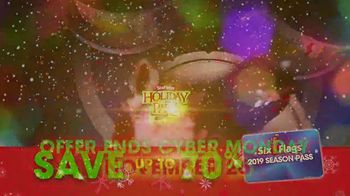 Six Flags Holiday in the Park TV Spot, 'Select Dates Extended' - Thumbnail 10