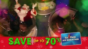 Six Flags Holiday in the Park TV Spot, 'Select Dates Extended' - Thumbnail 9