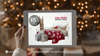 Overstock.com Black Friday Blowout TV Spot, 'Bedroom Furniture & Safavieh Rugs' - 361 commercial airings