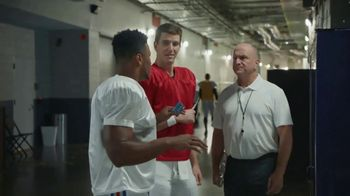 VISA TV Spot, \'NFL: Cool Ways to Pay\' Featuring Eli Manning, Saquon Barkley