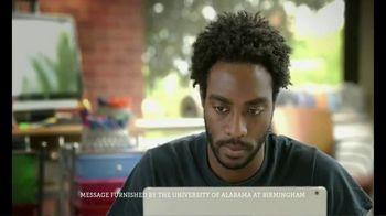 University of Alabama at Birmingham TV Spot, 'UAB: Powered by Will' - Thumbnail 1