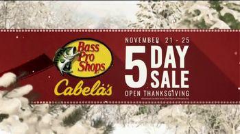Bass Pro Shops 5 Day Sale TV Spot, 'Camping Scare: Mega Wagons & RC Trucks' - Thumbnail 5