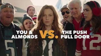 California Almonds TV Spot, 'Push-Pull Door' - 2164 commercial airings