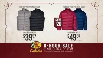 Bass Pro Shops Black Friday 6-Hour Sale TV Spot, 'Big Trophy: 5-Pocket Jeans & Grills' - Thumbnail 7