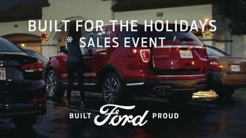 Ford Built for the Holidays Sales Event TV Spot, 'This Could Get Interesting' [T2]