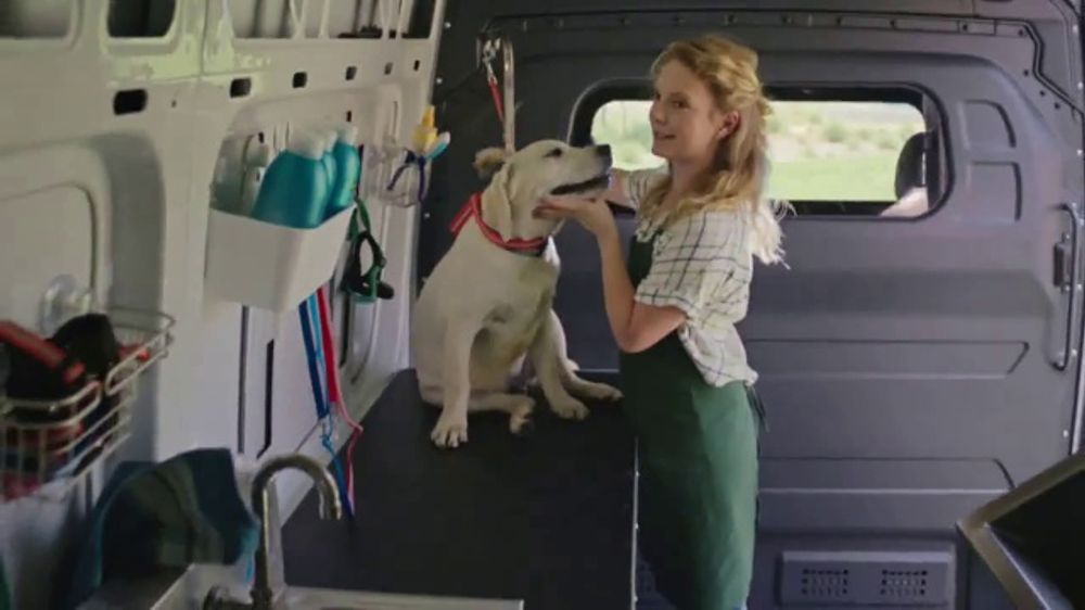 2019 Mercedes-Benz Sprinter TV Commercial, 'If I Built a Van: SC' [T1]