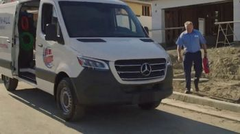 2019 Mercedes-Benz Sprinter TV Spot, 'If I Built a Van: SC' [T1] - Thumbnail 1