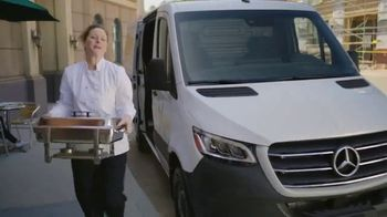 2019 Mercedes-Benz Sprinter TV Spot, 'If I Built a Van: SC' [T1] - Thumbnail 3