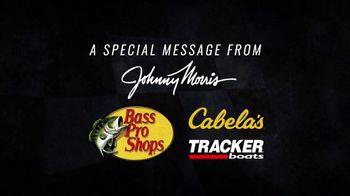Bass Pro Shops TV Spot, 'Special Message for Martin Truex Jr.' - Thumbnail 1