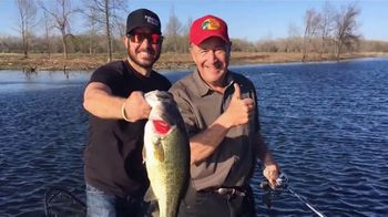 Bass Pro Shops TV Spot, 'Special Message for Martin Truex Jr.' - 2 commercial airings