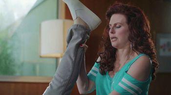 Sling TV Spot, 'Stretch: Roku Express' Featuring Nick Offerman, Megan Mullally