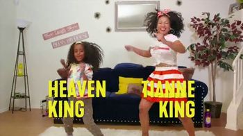 Pine-Sol TV Spot, 'Cleaning Dance Challenge: Tianne and Heaven' - Thumbnail 2