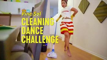 Pine-Sol TV Spot, 'Cleaning Dance Challenge: Tianne and Heaven' - Thumbnail 4
