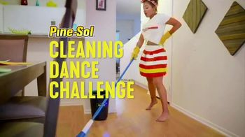 Pine-Sol TV Spot, 'Cleaning Dance Challenge: Tianne and Heaven' - Thumbnail 5
