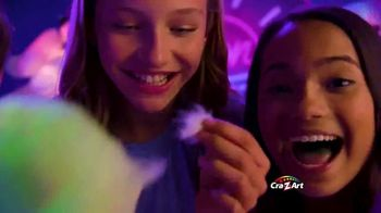 Cra-Z-Art The Real Cotton Candy Maker TV Spot, 'Cotton Candy Fun' - Thumbnail 8