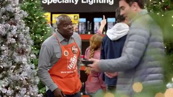 The Home Depot Black Friday Savings TV Spot, 'Magical Touches: Licensed Inflatables' - Thumbnail 1
