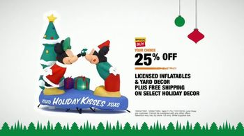 The Home Depot Black Friday Savings TV Spot, 'Magical Touches: Licensed Inflatables' - Thumbnail 10