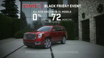 GMC Black Friday Event TV Spot, 'One for You, One for Me' [T2] - Thumbnail 7