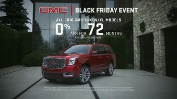 GMC Black Friday Event TV Spot, 'One for You, One for Me' [T2] - Thumbnail 8