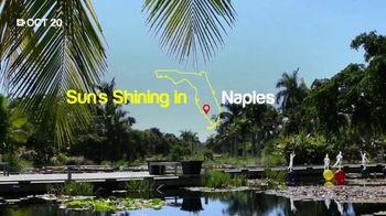 Visit Florida TV Spot, 'Sun's Shining in Florida' - Thumbnail 4