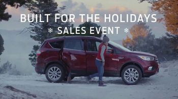 Ford Built for the Holidays Sales Event TV Spot, 'Setting an Example' [T1] - Thumbnail 10
