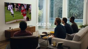 Samsung QLED TV TV Spot, 'Rivalry Week: 40 Percent Off' - Thumbnail 8