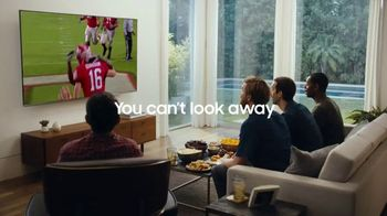 Samsung QLED TV TV Spot, 'Rivalry Week: 40 Percent Off' - Thumbnail 9