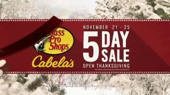 Bass Pro Shops 5 Day Sale TV Spot, 'Shirts, Boots and Jackets' - Thumbnail 10
