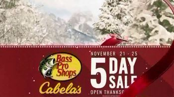 Bass Pro Shops 5 Day Sale TV Spot, 'Shirts, Boots and Jackets' - Thumbnail 5