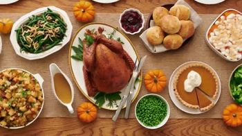 Winn-Dixie TV Spot, 'The Perfect Holiday Feast: $5 Turkey'
