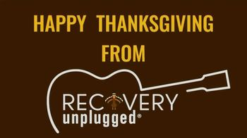 Recovery Unplugged TV Spot, 'What Are You Thankful For?' - Thumbnail 10