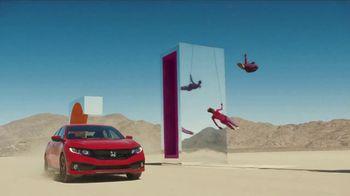2019 Honda Civic Sport TV Spot, 'Palindrome' [T1] - Thumbnail 2