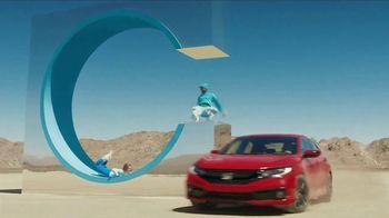 2019 Honda Civic Sport TV Spot, 'Palindrome' [T1] - Thumbnail 4
