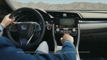 2019 Honda Civic Sport TV Spot, 'Palindrome' [T1] - Thumbnail 5